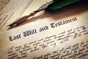 Wills and Estates - Capitol Legal - Last Testament